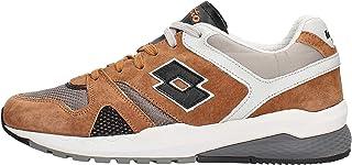 Lotto Leggenda T7388 Sneakers Bassa Uomo Cuoio