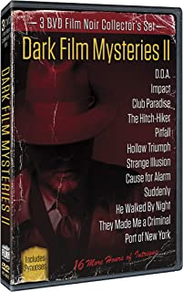 Dark Film Mysteries II Film Noir Collector's Set