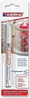 edding 751/1-049 - Blíster con 1 rotulador permanente tinta