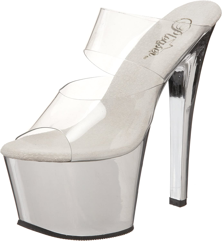 Pleaser Women's Sky-302 Platform Sandal