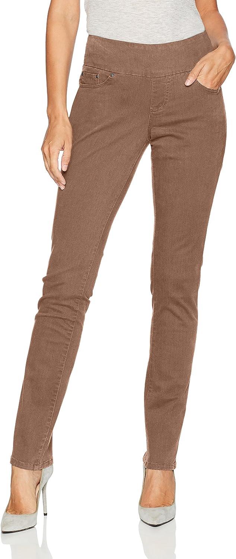 Jag Jeans Women's Peri Pullon Straight Leg Jean in Comfort Denim