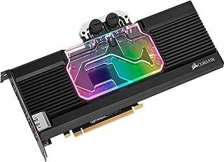 Corsair Hydro X XG7 RGB 20-Series, Bloque de Refrigeración Líquida para Gpu para Nvidia Geforce RTX 2080 Super Gpu Water B...