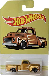 Hot Wheels American Trucks Exclusive [Gold] '49 Ford F1 2/10