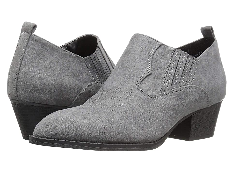 CL By Laundry Charming (Charcoal Super Suede) Women