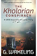 The Kholorian Conspiracy (CRYO Expanded Universe) Kindle Edition