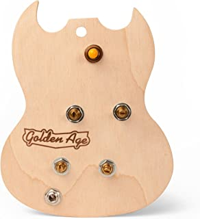 Golden Age Pre-wired Harness for Gibson SG with Push-pull Pots