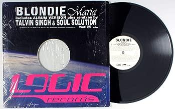 Maria (Soul Solution Full Remix) (Soul Solution Bonus Beats) (Talvin Singh Remix) (Talvin Singh Rhythmic Remix Edit) (Album Version) Us Dj 12