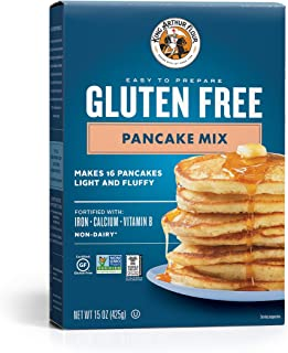 trader joe's gluten free pancakes ingredients