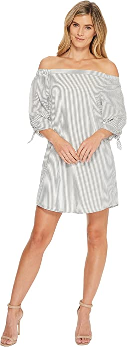 B Collection by Bobeau - Susie Off Shoulder Dress
