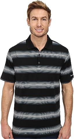 Tech Ultra Stripe Polo