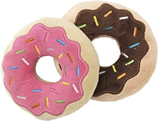 FuzzYard Plush Toy Donuts 2 Pack