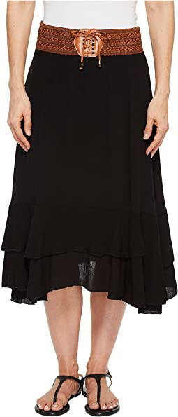 Scully - Charlotte Skirt w/ Belt