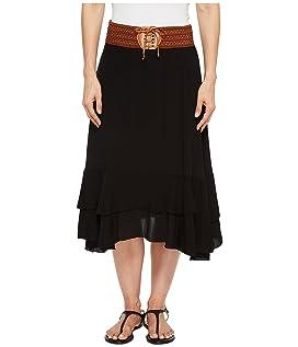 Charlotte Skirt w/ Belt