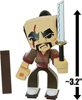 Ronin with Sword 8.1cm Mini Action Figure: Bruce Lee Temple of Kung Fu Series 1