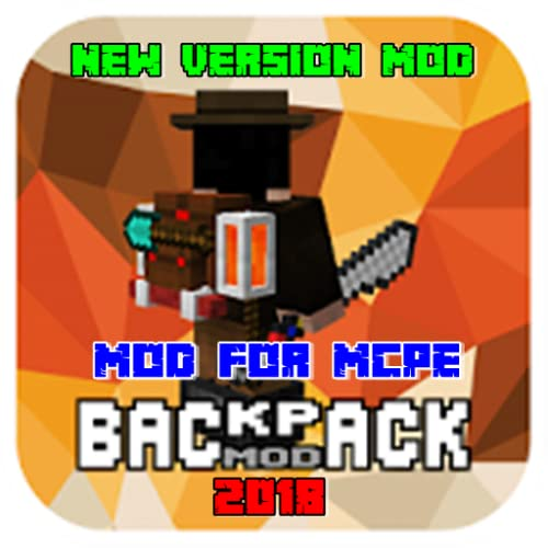 Mods : Backpack Mod for MCPE