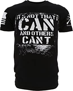 Can VS Will Men's T-Shirt