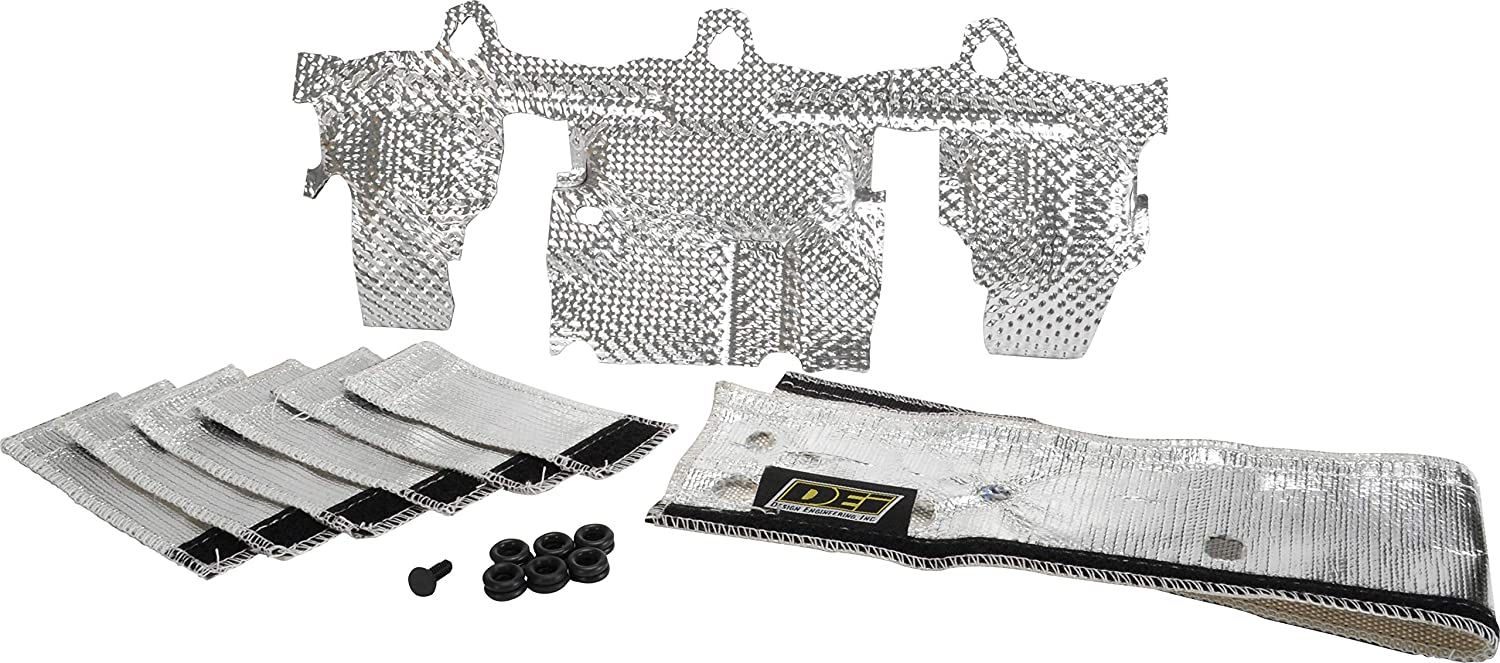 Design Engineering 010378 Fuel Max 71% OFF Rail and for Kit Injector J Branded goods Cover