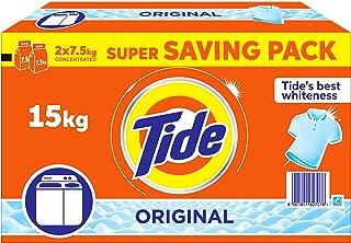 Tide Powder Laundry Detergent, Original Scent, 7.5kg (Pack of 1)