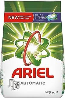 Ariel Automatic Laundry Powder Detergent, Original Scent, 6 kg