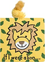 Jellycat Baby Touch and Feel Board Books, If I were a Lion