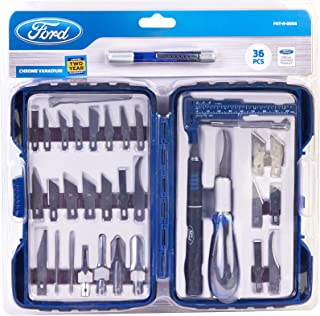 Ford Multi Hobby Tools, FHT-H-0006, 35 Pieces Set
