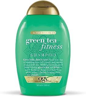 OGX Green Tea Fitness Shampoo, 385 ml