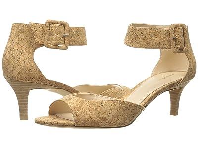 Pelle Moda Berlin (Natural Cork) High Heels