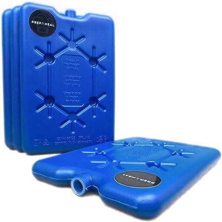 PepAmeal - Placas de congelación (200 g, 4 unidades)