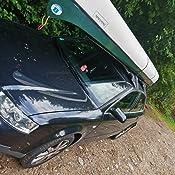 Handirack Aufblasbarer Universalgepäckträger Schwarz Dachgepäckträger Passt Für Die Meisten Autos Auto