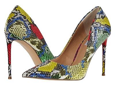Steve Madden Vala Pumps (Bright Multi) High Heels