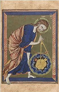 "God The Geometer Masonic Poster - 11"" x 17"""