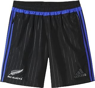 adidas 2015-2016 New Zealand Woven Shorts (Black)