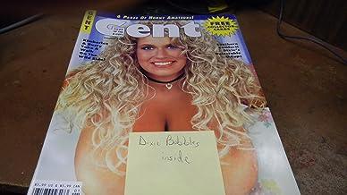 Gent Busty Adult Magazine Jan 1995 Dixie Bubbles Inside 312al