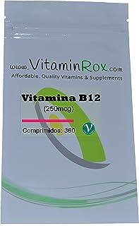 Vitamina B12 [250mcg] - 360 Comprimidos [Vitamin B12]