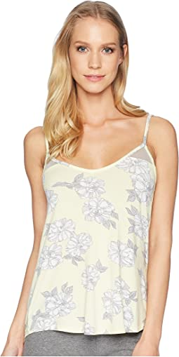 Sunshine Days Floral Tank Top