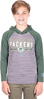 Ultra Game NFL teen-boys Moisture Wicking Athletic Performance Pullover Sweatshirt Hoodie