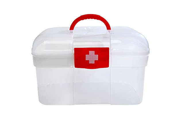 Best storage boxes for medicine | Amazon com