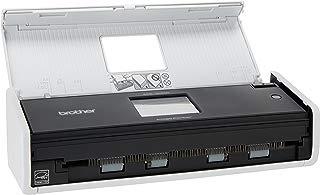 Scanner ADS1500W A4 Duplex Wireless 18PPM, Brother, 1500W, Preto e Branco