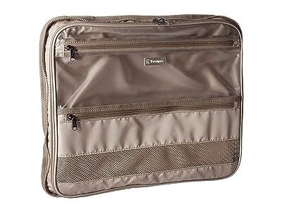 Travelpro 17.5 Crew Versapack All-In-One Organizer Max Size (Khaki) Wallet