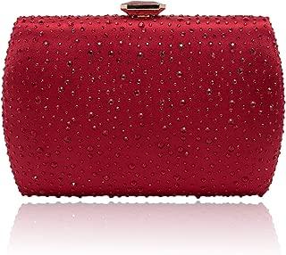 Sparkling Evening Clutch Purse Vandysi Elegant Glitter Bag Crystal Rhinestone Handbag for Dance Wedding Party Prom Bride …