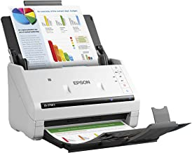 $459 » Epson DS-575W II Wireless Color Duplex Document Scanner for PC and Mac with 50-Page Auto Document Feeder (ADF), Twain and ...