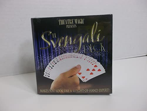 Theatre Magic Presents the Svengali Deck by THEATRE MAGIC PRESENTS