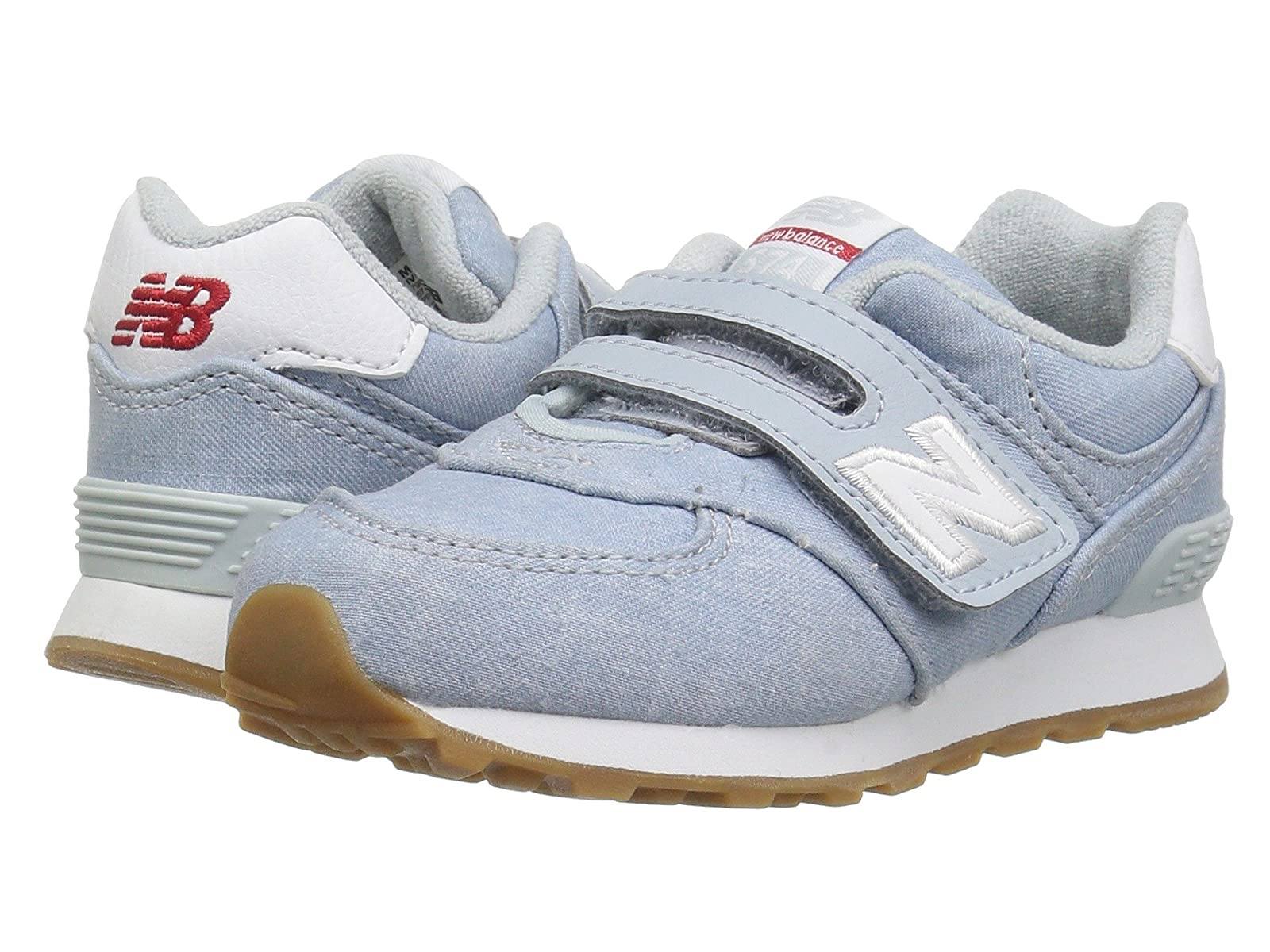 New Balance Kids IV574v1 (Infant/Toddler)Cheap and distinctive eye-catching shoes