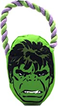 Marvel Comics Hulk Rope Pull Toy For Dogs | Super Hero Toys For All Dogs and Puppies