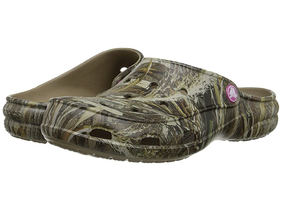 Crocs Freesail Realtree Xtra (Khaki) Women