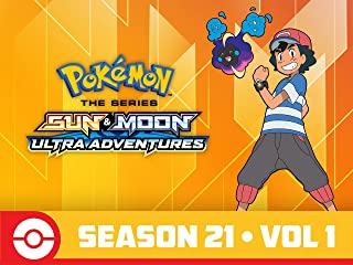 Pokémon the Series: Sun & Moon - Ultra Adventures