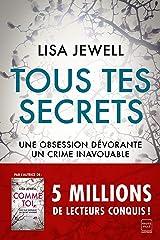 Tous tes secrets (French Edition) Versión Kindle