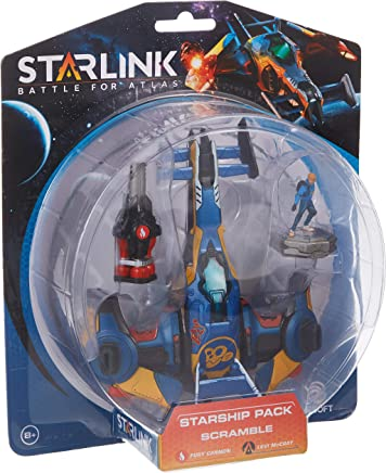 Starlink Scramble Starship Pack Exclusive Figür