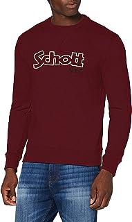 Schott NYC Men's Swcrewvint Sweatshirt