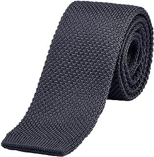 DonDon Cravate en tricot 5 cm